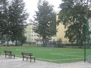 boisko w Kędzierzynie